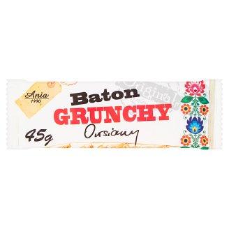 Ania Baton Grunchy owsiany 45 g
