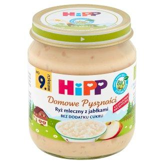 HiPP BIO Domowe Pyszności Milk Rice with Apples after 9 Months Onwards 200 g
