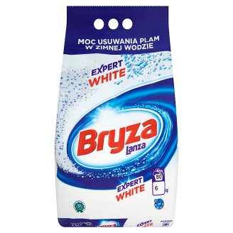 Bryza Lanza Expert White Washing Powder 6 kg (80 Washes)