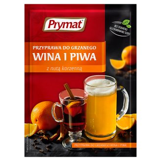 Prymat Spicy Mulled Wine and Beer Seasoning 40 g