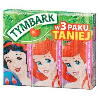 Tymbark Napój poziomka jabłko aronia wiśnia 3 x 200 ml