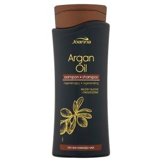 Joanna Argan Oil Szampon z olejkiem arganowym 400 ml