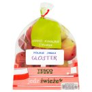 Tesco Polskie jabłka Gloster lekko kwaśne twarde 2 kg