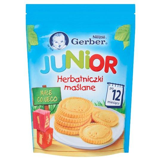 Gerber Junior Herbatniczki maślane po 12 miesiącu 180 g