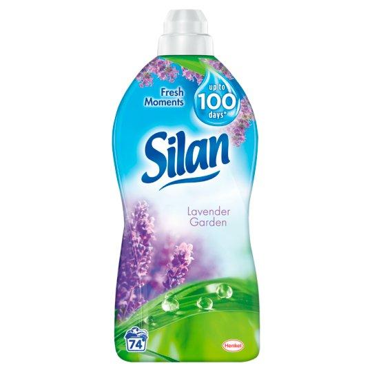 Silan Lavender Garden Płyn do zmiękczania tkanin 1850 ml (74 prania)