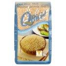 Q Rice Ryż jaśminowy długoziarnisty brązowy 1 kg