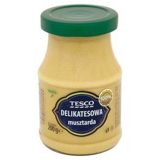Tesco Mild Delikatesowa Mustard 200 g