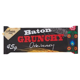 Ania Baton Grunchy orkiszowy 45 g