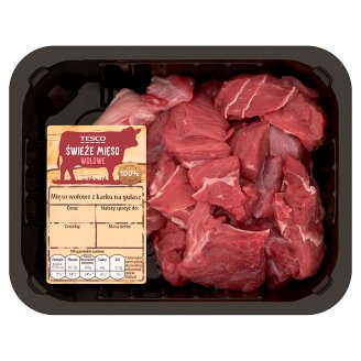 Tesco Beef Neck for Stew 400 g