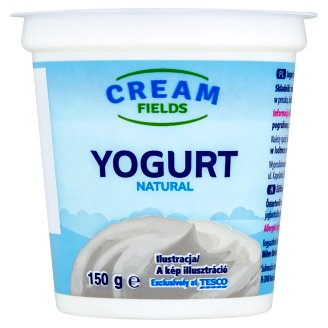 Cream Fields Natural Yoghurt 150 g