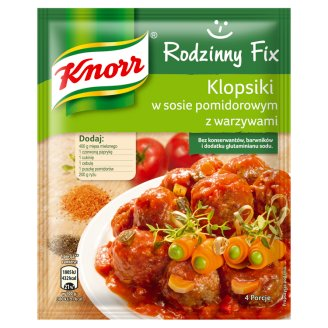 Knorr Family Fix Meatballs in Tomato Sauce with Vegetables 48 g