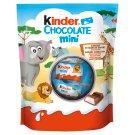 Kinder Chocolate Mini Batonik z mlecznej czekolady z nadzieniem mlecznym 120 g