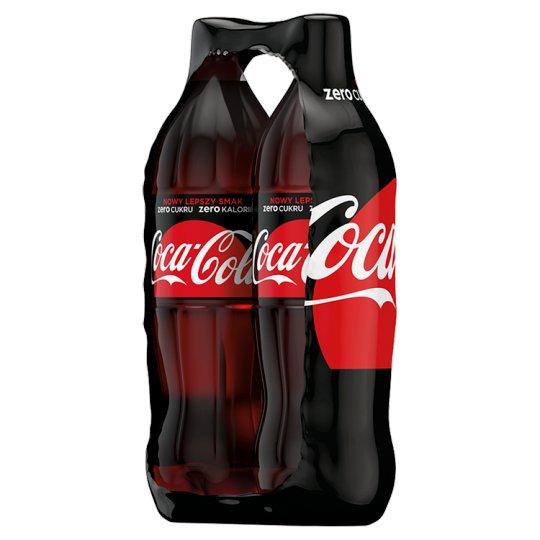 Coca-Cola Zero Drink 2 x 1.5 L