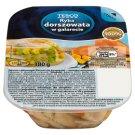 Tesco Coalfish Fillets in Jelly 180 g