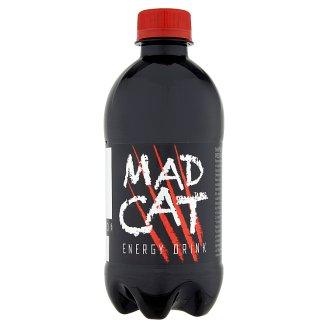 Mad Cat Napój energetyzujący bezalkoholowy gazowany 375 ml