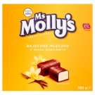 Ms Molly's Fabulous Vanilla Flavoured Marshmallow in Chocolate 380 g