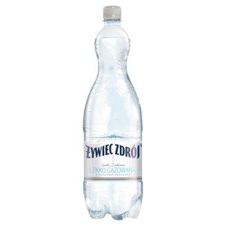 Żywiec Zdrój Woda źródlana lekki gaz 1,5 l