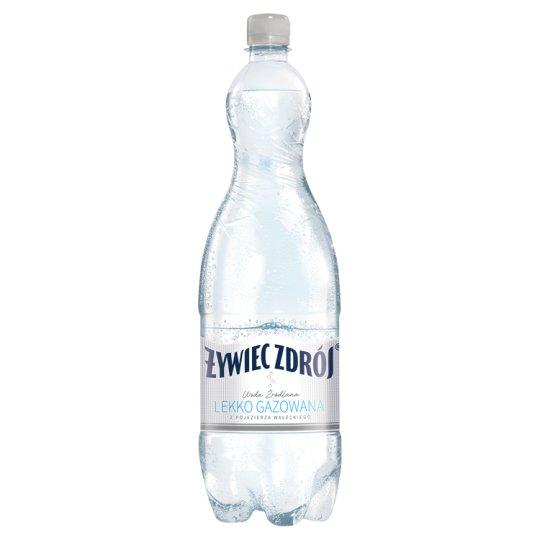 Żywiec Zdrój Light Sparkling Spring Water 1.5 L