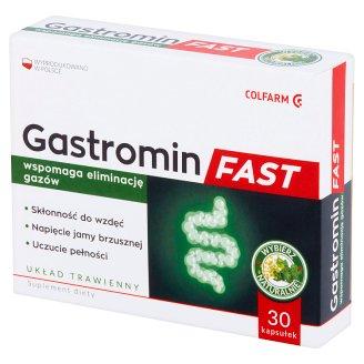 Colfarm Gastromin Fast Dietary Supplement 6 g (30 Capsules)