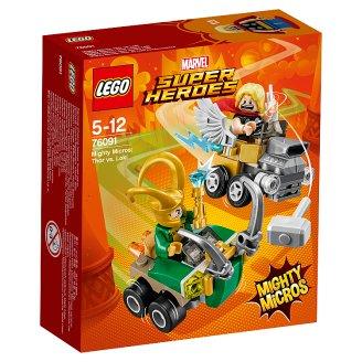 LEGO Super Heroes Thor vs. Loki 76091