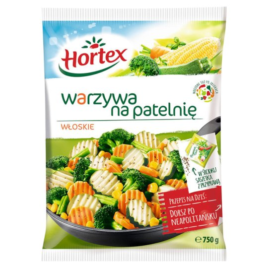 Hortex Italian Stri-fry Vegetables 750 g