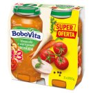 BoboVita Noodles with Vegetables and Turkey Age 1-3 2 x 250 g
