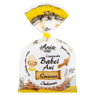 Ania Ginger Oatmeal Babcia Ania Cookies 100 g