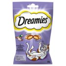 Dreamies Supplementary Food with Delicious Duck for Cats and Kittens 60 g