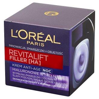 L'Oréal Paris Revitalift Filler HA Anti-Age Night Cream 50 ml