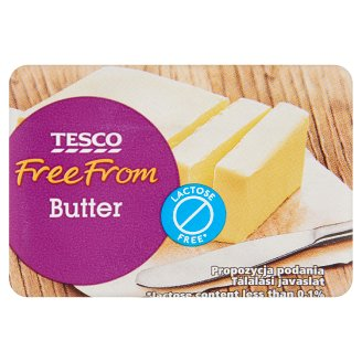 Tesco Free From Butter 80% 100 g