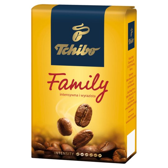 Tchibo Family Ground Roasted Coffee 500 g