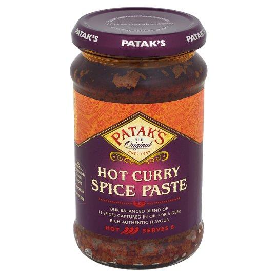 Patak's Indyjska pasta curry bardzo pikantna 283 g