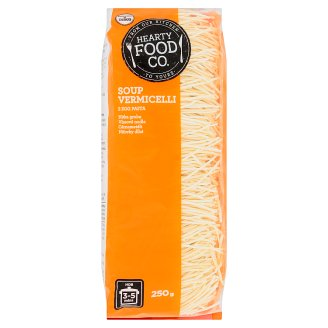 Hearty Food Co. Soup Vermicelli 2 Egg Pasta 250 g
