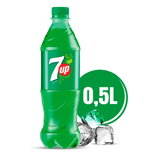 7UP Carbonated Drink 0.5 L