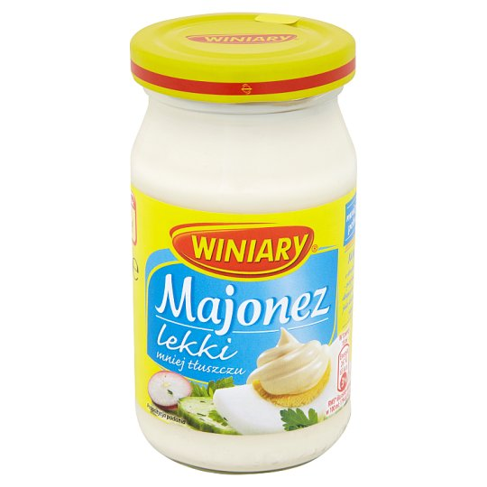 Winiary Light Mayonnaise 250 ml