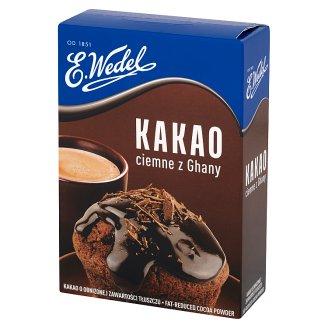 E. Wedel Ghana Dark Cocoa 80 g