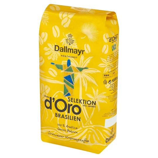 Dallmayr Crema d'Oro Brasilien Whole Beans Coffee 1000 g
