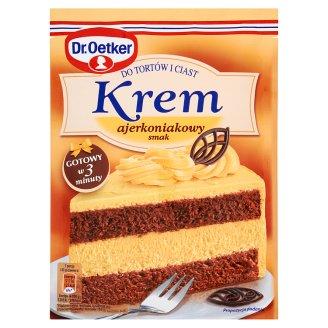 Dr. Oetker Eggnog Flavour Cream for Cakes 120 g