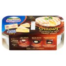 Hochland Grill Camembert Cheese Natural and Cranberry Sauce 265 g (2 x 100 g + 65 g)