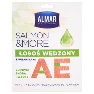 Almar Salomon&More Smoked Salmon with Vitamins A and E 100 g