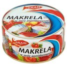 GRAAL Mackerel in Tomato Sauce 300 g