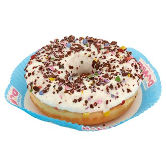 Donut with Crushed Candies 58 g