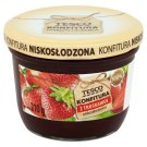 Tesco Low-sugar Strawberry Confiture 210 g