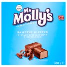 Ms Molly's Fabulous Chocolate Flavoured Marshmallow in Chocolate 380 g