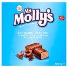 Ms Molly's Bajeczne mleczko o smaku czekoladowym w czekoladzie 380 g