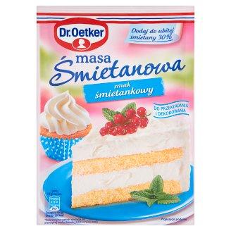 Dr. Oetker Cream Flavoured Sour Cream Filling 86 g
