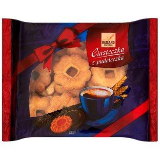 Oatland Biscuit Co. Ciasteczka z pudełeczka Ciastka kruche z cukrem 600 g