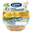 Lisner O Mamo! Vegetable Salad with Egg 150 g