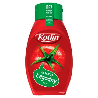 Kotlin Mild Ketchup 430 g
