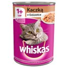 Whiskas Adult Complete Cat Food with Duck in Jelly 400 g